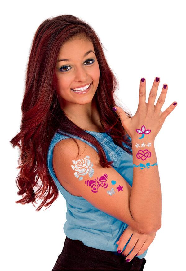 CRAZY CHIC ALTRI Crazy Chic - Banchetto dei Tattoo - Crazy Chic - Toys Center Unisex 0-12 Mesi, 12-36 Mesi, 3-5 Anni, 5-7 Anni, 5-8 Anni
