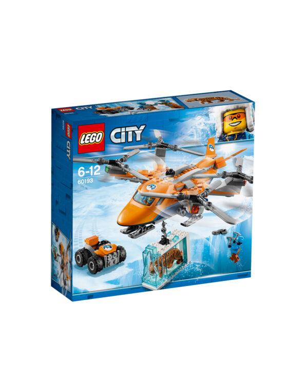 ALTRI LEGO CITY Unisex 12+ Anni, 5-8 Anni, 8-12 Anni 60193 - Aereo da trasporto artico - Lego City - Toys Center