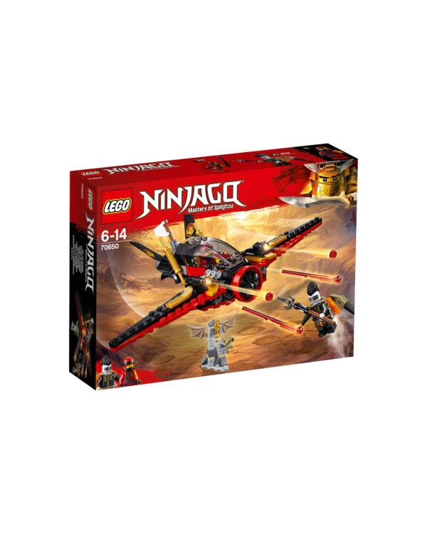 70650 - L'ala del destino LEGO NINJAGO Unisex 12+ Anni, 5-8 Anni, 8-12 Anni ALTRI