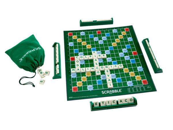 mattel-scrabble-Y9596-Scrabble - Scrabble - Toys Center SCRABBLE Unisex 12+ Anni, 8-12 Anni ALTRI