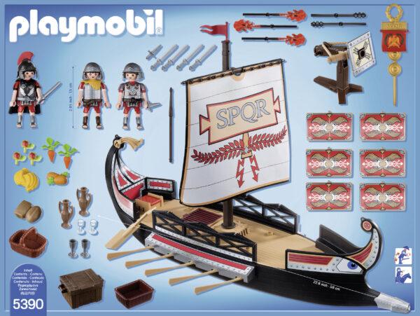 Galea romana con rostro - Giocattoli Toys Center ALTRI Maschio 3-5 Anni, 5-8 Anni PLAYMOBIL - HISTORY