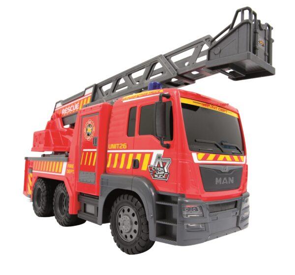 MOTOR&CO CAMION FIRE UNIT - Camion e autocarri - Veicoli e piste giocattolo - Giocattoli MOTOR&CO Maschio 12+ Anni, 3-5 Anni, 5-8 Anni, 8-12 Anni ALTRI