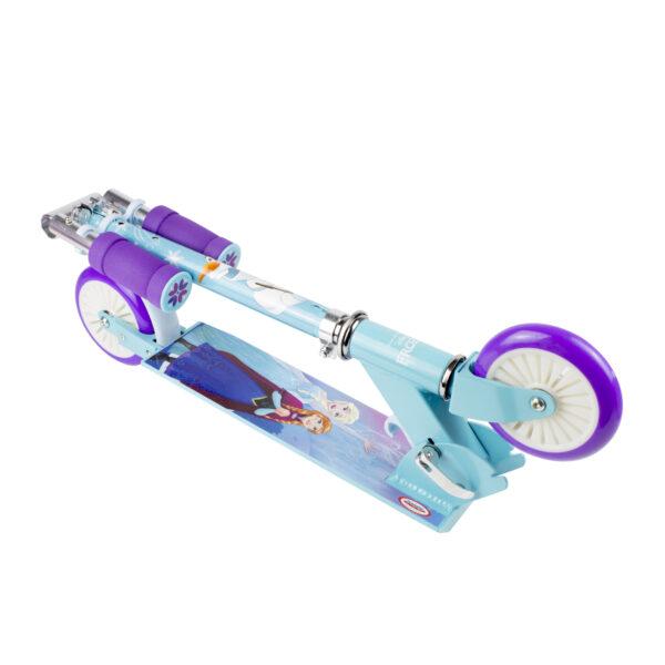 MONOPATTINO 2 RUOTE FROZEN - Bici, Tricicli e Giochi cavalcabili - Giochi all'aperto e sportivi - Giocattoli - Disney - Giochi cavalcabili non a pedali