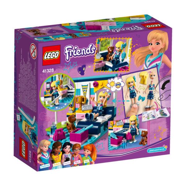 LEGO 41328 - La cameretta di Stephanie ALTRI Femmina 12+ Anni, 5-8 Anni, 8-12 Anni LEGO FRIENDS