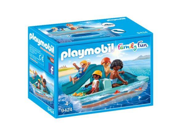 PEDALÒ - PLAYMOBIL - FAMILY FUN - Altri giochi per l'infanzia