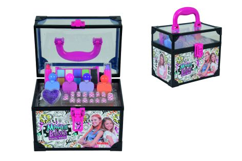Maggie e Bianca Case Make Up - Altro - Toys Center ALTRO Femmina 12+ Anni, 3-5 Anni, 5-8 Anni, 8-12 Anni Maggie & Bianca