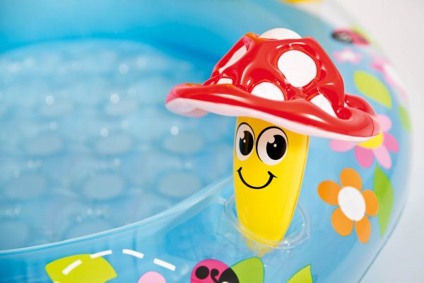 PISCINA BABY FUNGO CM 102X89 I.6 - Altro - Toys Center Unisex 12-36 Mesi, 3-5 Anni ALTRI ALTRO