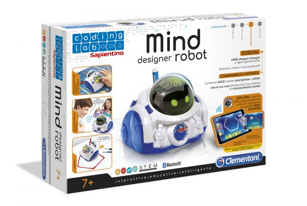 MIND - ROBOT EDUCATIVO INTELLIGENTE - ALTRO - Fino al -20%