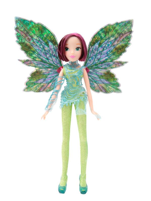 Winx Wow Dreamix con Ali Removibili - Bambola Tecna - ALTRO - Fashion dolls