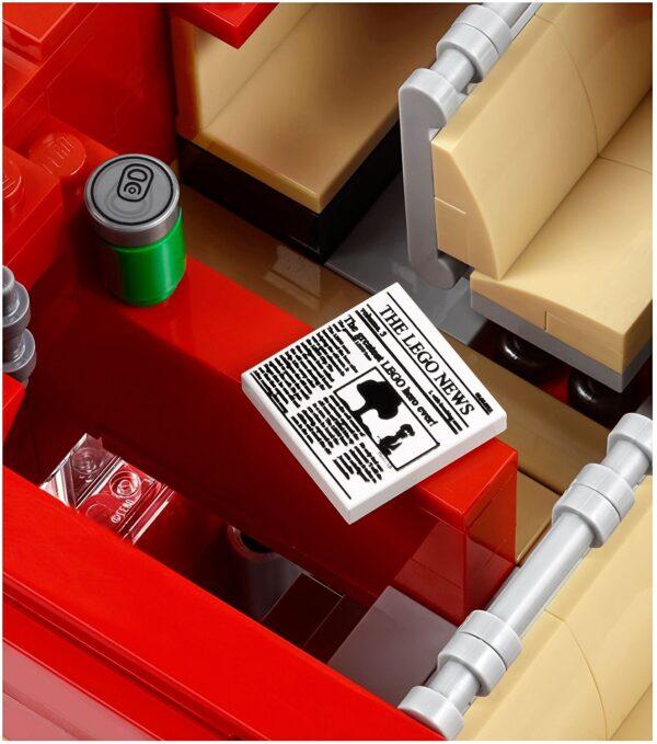 10258 - London Bus - Lego Creator Expert - Toys Center 12+ Anni Maschio LEGO CREATOR EXPERT ALTRI