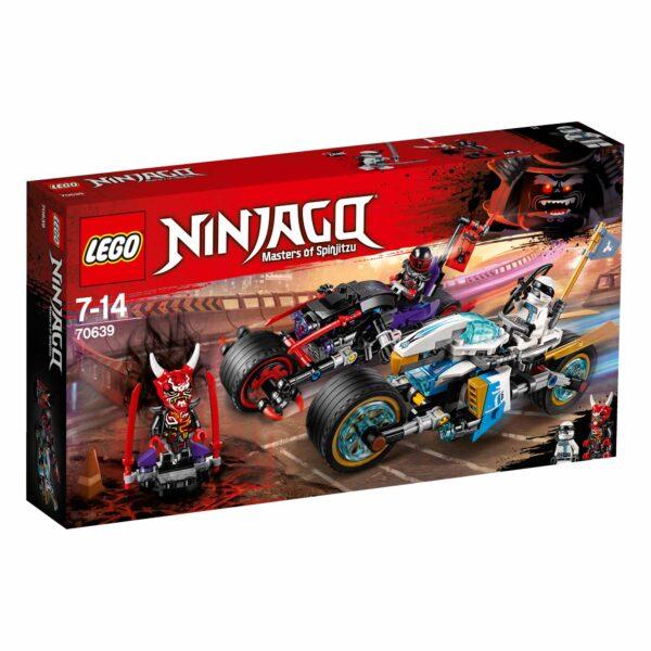 70639 - Gara su strada del Giaguaro-serpente - Lego Ninjago - Toys Center LEGO NINJAGO Maschio 12+ Anni, 5-8 Anni, 8-12 Anni ALTRI