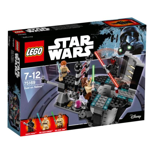 75169 - Duello su Naboo™ - Disney - Toys Center Disney Maschio 5-7 Anni, 8-12 Anni Star Wars