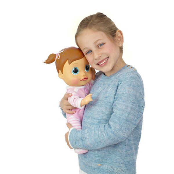 ALTRI ALTRO Femmina 12-36 Mesi, 3-5 Anni, 5-8 Anni Tea Bambola interattiva Baby Wow