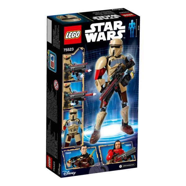 75523 - Scarif Stormtrooper™ - Disney - Toys Center Star Wars Maschio 12+ Anni, 5-7 Anni, 8-12 Anni Disney