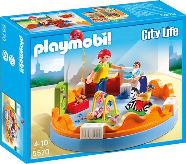 AREA GIOCO PRIMA INFANZIA Playmobil City Life Unisex 3-4 Anni, 5-7 Anni, 5-8 Anni, 8-12 Anni ALTRI