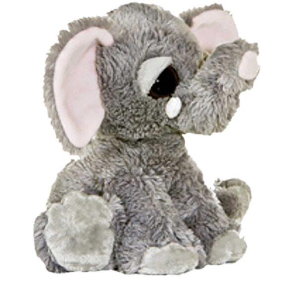 AMI PLUSH Elefantino peluche con occhi grandi AMI PLUSH Unisex 0-12 Mesi, 0-2 Anni, 12-36 Mesi, 3-4 Anni, 3-5 Anni, 5-7 Anni, 5-8 Anni ALTRI