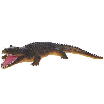 ANIMAL WORLD Coccodrillo 65 cm 2580, ANIMAL WORLD Maschio 12-36 Mesi, 3-5 Anni, 5-8 Anni ALTRI