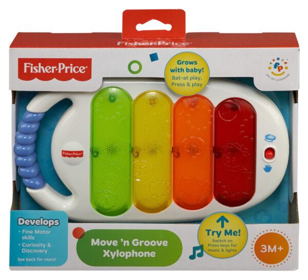Lo xilofono - FISHER-PRICE - Giochi musicali