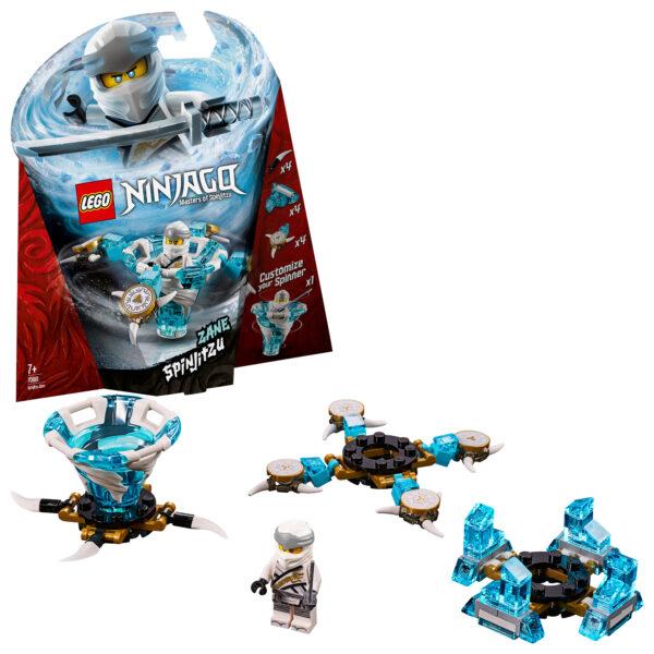 70661 - Zane Spinjitzu - Lego Ninjago - Toys Center - LEGO NINJAGO - Costruzioni