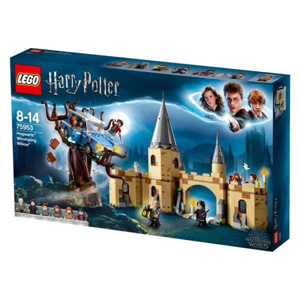 75953 - Harry Potter - Il platano picchiatore di Hogwarts - Warner Bros. - Toys Center LEGO® Harry Potter™, WARNER BROS. Unisex 12+ Anni, 5-8 Anni, 8-12 Anni HARRY POTTER