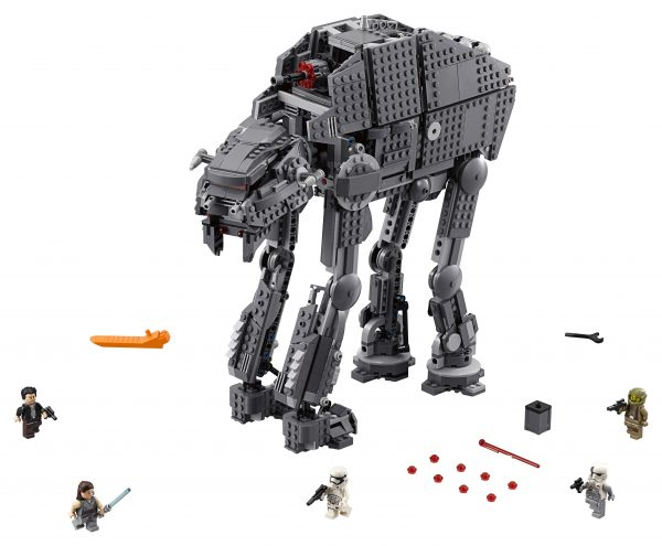 75189 - First Order Heavy Assault Walker™ - Disney - Pixar - Toys Center - DISNEY - PIXAR - Costruzioni