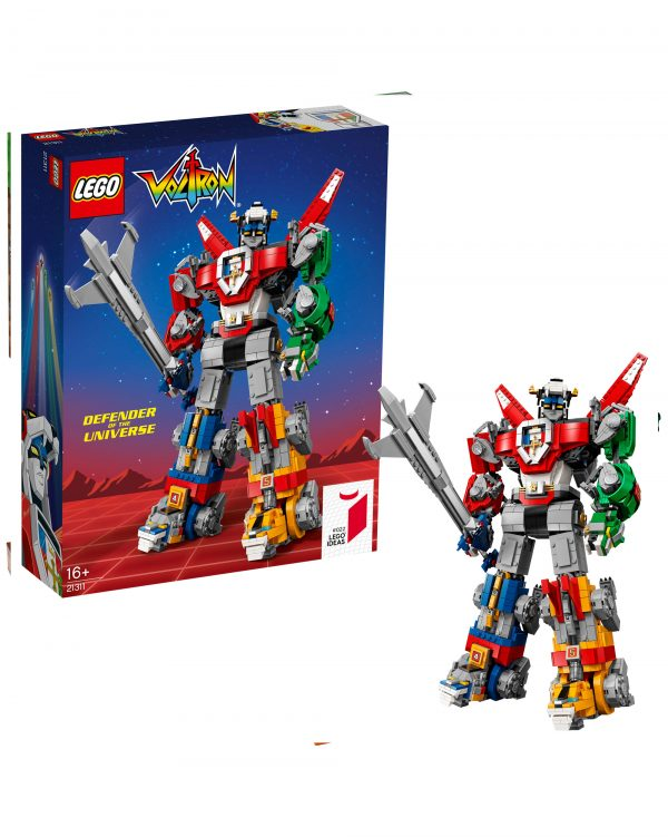 21311 - Voltron - Lego Ideas - Toys Center - LEGO IDEAS - Costruzioni