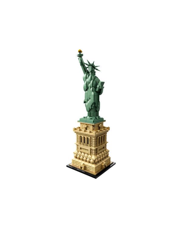 LEGO ARCHITECTURE ALTRI 21042 - Statua della Libertà - Lego Architecture - Toys Center Unisex 12+ Anni