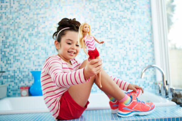 ALTRI Barbie Femmina 12-36 Mesi, 3-5 Anni Barbie Carriere Assortimento