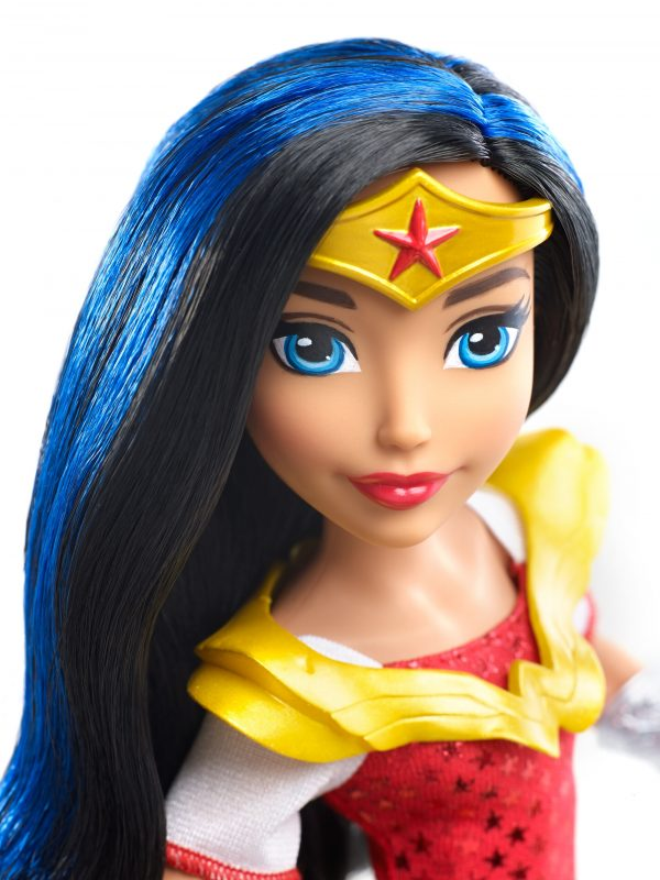Wonder Woman 30 cm - Dc Super Hero Girls - Toys Center - DC SUPER HERO GIRLS - Fashion dolls