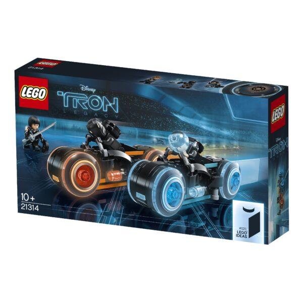 21314 - TRON: Legacy LEGO IDEAS Unisex 12+ Anni, 8-12 Anni ALTRI