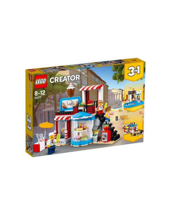 31077 - Dolci sorprese modulari - Lego Creator - Toys Center LEGO CREATOR Unisex 12+ Anni, 5-8 Anni, 8-12 Anni ALTRI