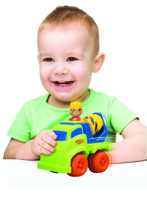 BABY SMILE Veicoli spingi e vai Unisex 0-12 Mesi, 12-36 Mesi, 3-5 Anni, 5-8 Anni ALTRI BABY SMILE