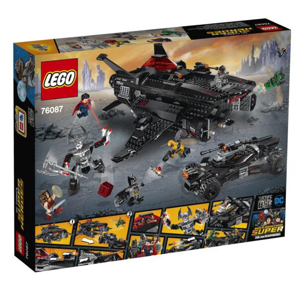 76087 - Volpe volante: attacco al ponte aereo con la Batmobile - Lego Super Heroes - Toys Center ALTRI Maschio 12+ Anni, 8-12 Anni LEGO SUPER HEROES