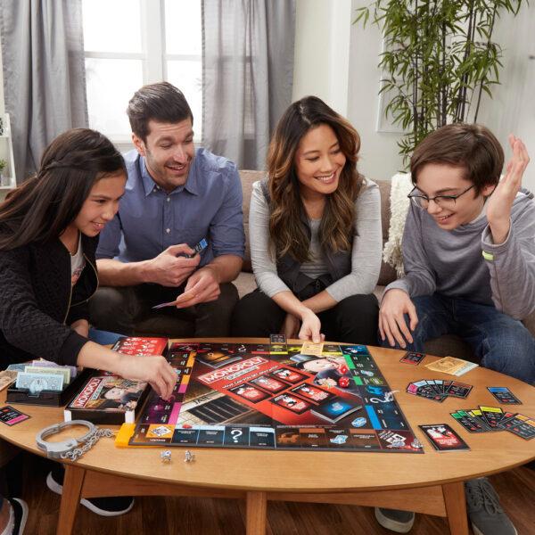 Monopoly: Edizione dell'imbroglio ALTRI Unisex 12+ Anni, 8-12 Anni MONOPOLY