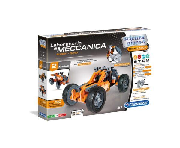 Lab Mec - Buggy & Quad - Focus / Scienza&gioco - Toys Center FOCUS / SCIENZA&GIOCO Unisex 12+ Anni, 8-12 Anni ALTRI