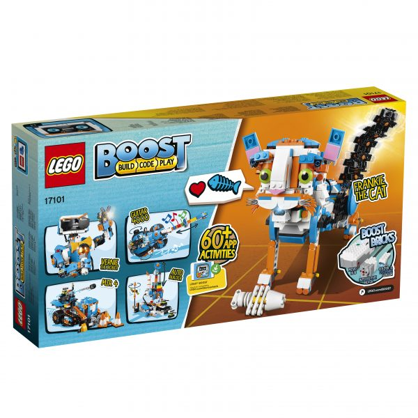 LEGO 17101 - Toolbox creativa - LEGO BOOST ALTRI Maschio 12+ Anni, 5-8 Anni, 8-12 Anni LEGO BOOST