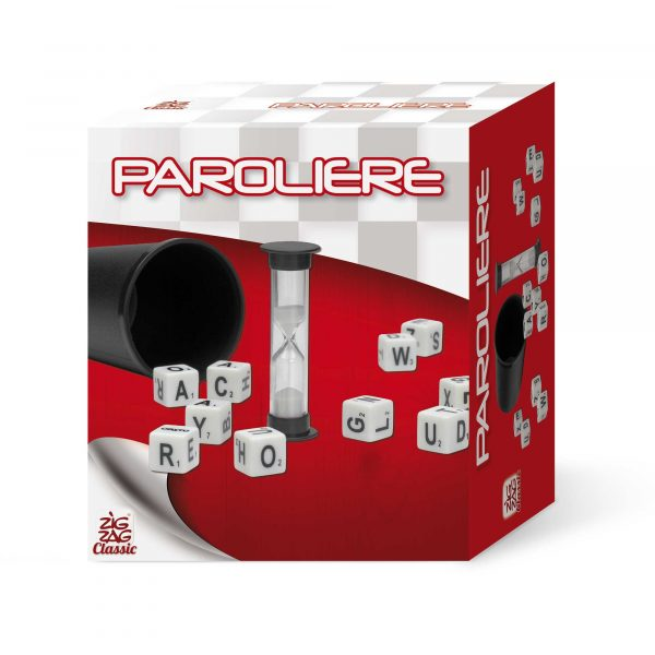 PAROLIERE - Giocattoli Toys Center - ZIG ZAG