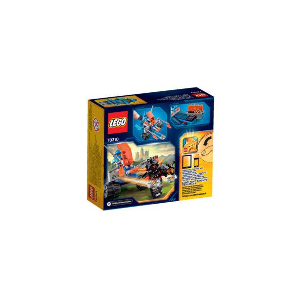 70310 - Blaster da battaglia di Knighton - Giocattoli Toys Center ALTRI Maschio 12+ Anni, 5-7 Anni, 5-8 Anni, 8-12 Anni LEGO NEXO KNIGHTS