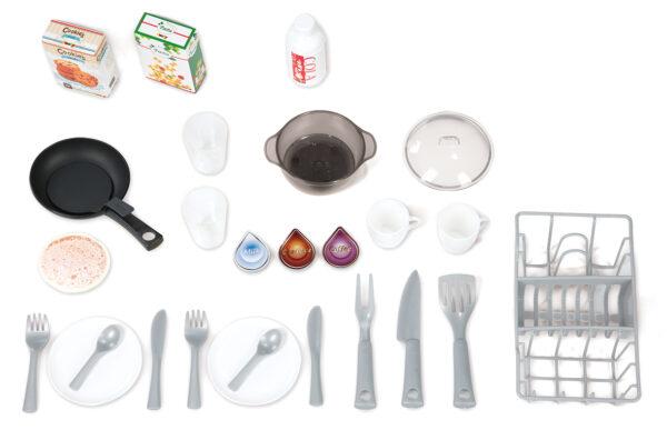 ALTRI SMOBY Unisex 12-36 Mesi, 12+ Anni, 8-12 Anni Cucina Studio Bubble Tefal - Cucine e accessori per cucina - Giochi di emulazione, di modellismo, educativi - Giocattoli