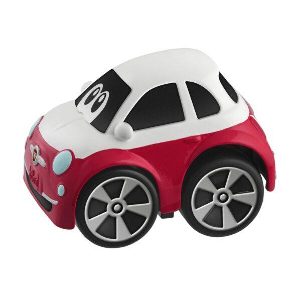 TURBO TEAM 500 STUNT FIAT - Chicco - Toys Center Chicco Maschio 3-4 Anni, 5-7 Anni ALTRI