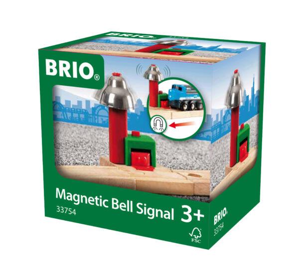 BRIO segnale magnetico con campana BRIO Unisex 12-36 Mesi, 3-4 Anni, 3-5 Anni, 5-7 Anni, 5-8 Anni ALTRI