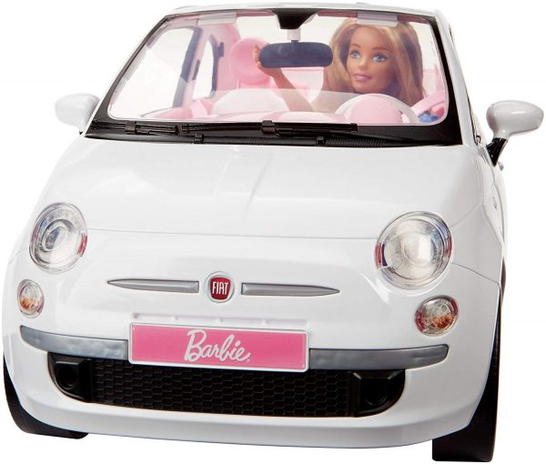 Barbie - Fiat 500 - Barbie - PICCOLE DONNE