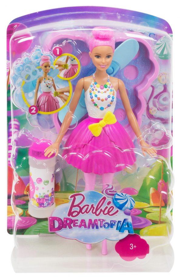 Fatina Magiche Bolle - Barbie - Fashion dolls