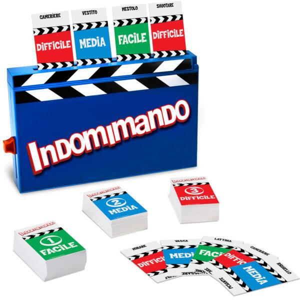 Indomimando Party - Hasbro Gaming - Toys Center ALTRI Unisex 12+ Anni, 5-8 Anni, 8-12 Anni HASBRO GAMING