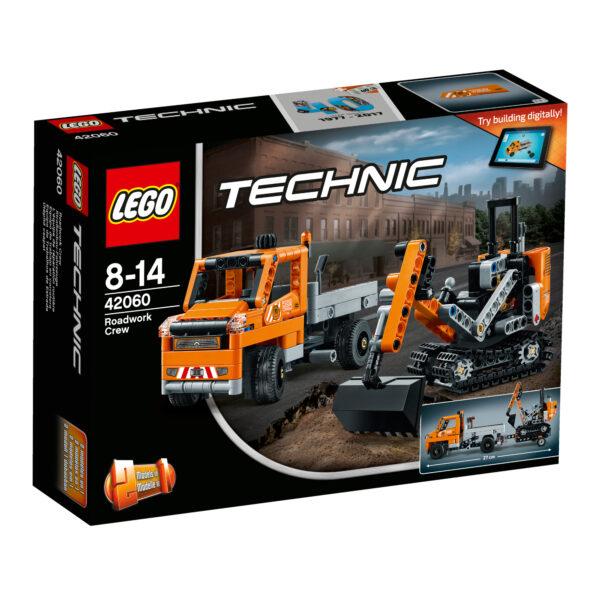 42060 - Mezzi stradali - Lego Technic - Toys Center - LEGO TECHNIC - Costruzioni