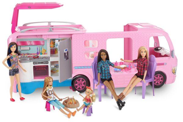 Camper dei sogni ALTRI Femmina 12-36 Mesi, 12+ Anni, 3-5 Anni, 5-8 Anni, 8-12 Anni Barbie