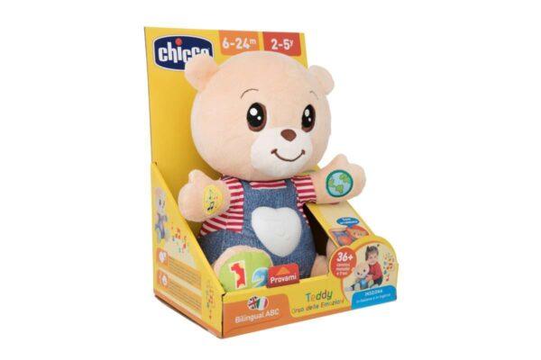 TEDDY ORSO DELLE EMOZIONI - Chicco - Toys Center Unisex 0-12 Mesi, 12-36 Mesi ALTRI Chicco
