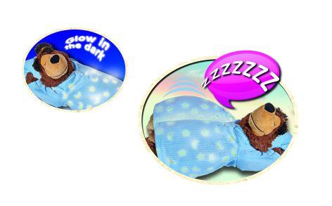 ALTRO ALTRI Orso Misha cm40 dorme e russa Maschio 12-36 Mesi, 12+ Anni, 8-12 Anni