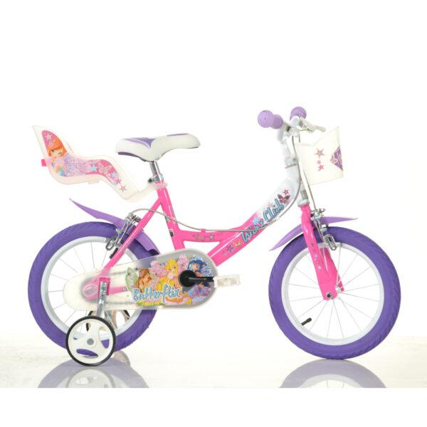 BICI 14 WINX - Giocattoli Toys Center - ALTRO - Bici, Tricicli e Cavalcabili a pedali