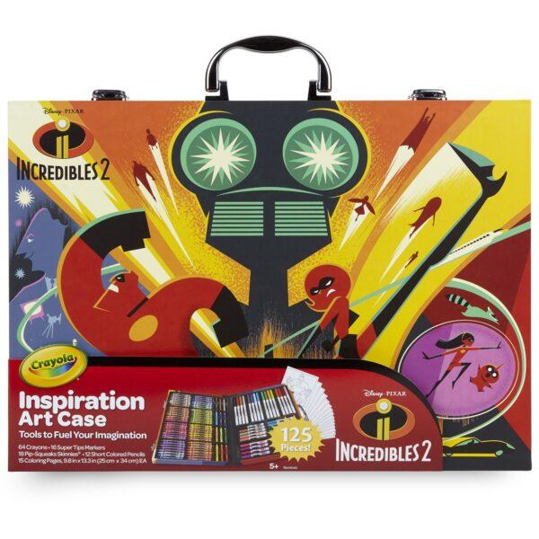 Valigetta dell'artista Disney gli Incredibili - Altro - Toys Center - ALTRO